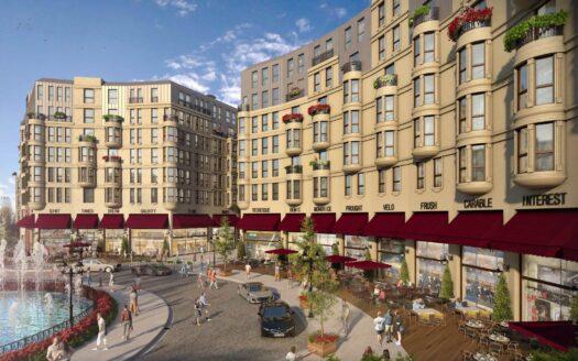 Люкс апартаменты для продажи в жилом проекте
